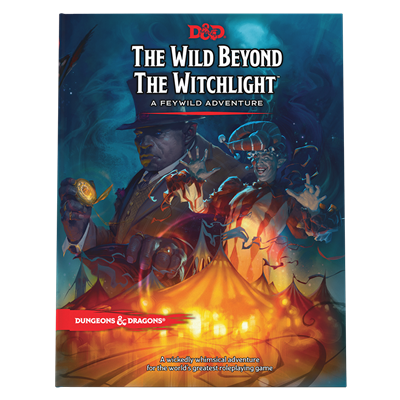 Foto van D&D 5.0 The Wild Beyond The Witchlight DUNGEONS & DRAGONS