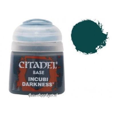 Citadel Base - Incubi Darkness CITADEL