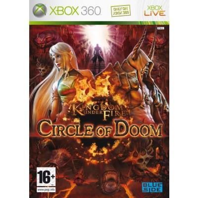 Kingdom Under Fire Circle Of Doom XBOX 360