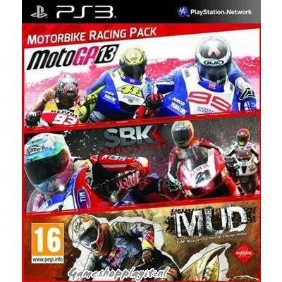 Foto van Motorbike Racing Pack PS3