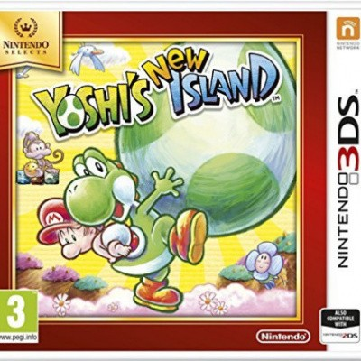 Foto van Yoshi's New Island (Selects) 3DS