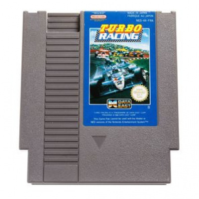 Foto van Turbo Racing (Cartridge Only) NES