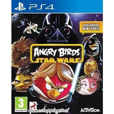 Foto van Angry Birds Star Wars PS4