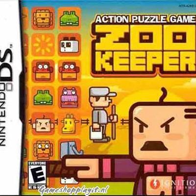 Zoo Keeper NDS