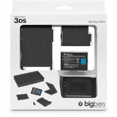 Foto van Big Ben Battery Pack 3DS