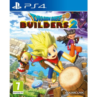 Foto van Dragon Quest Builders 2 PS4
