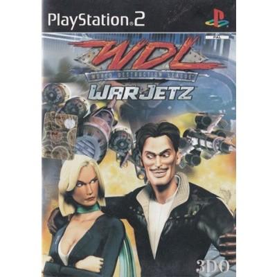 World Destruction League: War Jetz PS2