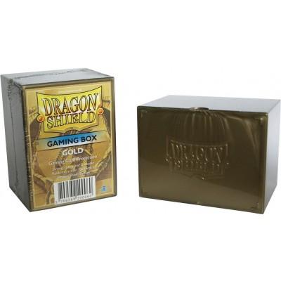 Foto van TCG Dragon Shield Deckbox - Gold DECKBOX