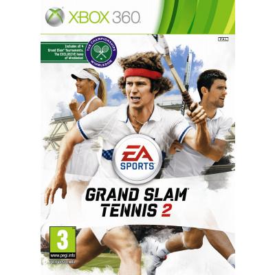 Foto van Grand Slam Tennis 2 XBOX 360