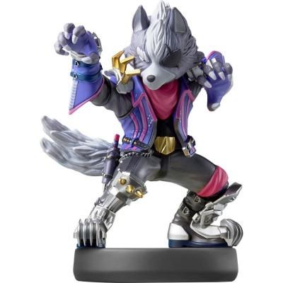 Amiibo Wolf (Super Smash Bros. Series) Switch