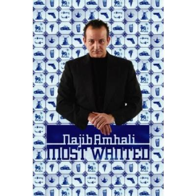 Foto van Najib Amhali Most Wanted DVD
