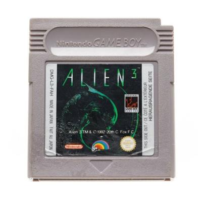 Foto van Alien 3 (Cartridge Only) GAMEBOY