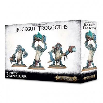 Rockgut Troggoths Gloomspite Gitz WARHAMMER AOS
