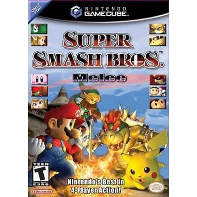 Foto van Super Smash Bros. Melee Nintendo GameCube