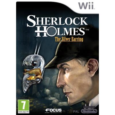 Foto van Sherlock Holmes De Zilveren Oorbel WII