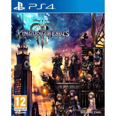 Foto van Kingdom Hearts 3 PS4