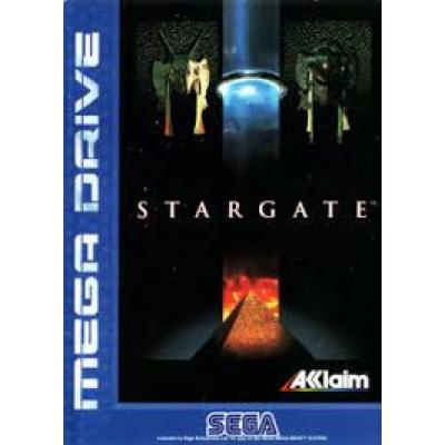 Foto van Stargate Megadrive SEGA MEGADRIVE