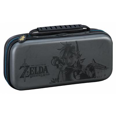 Big Ben Official Zelda Travel Case (Zwart) SWITCH