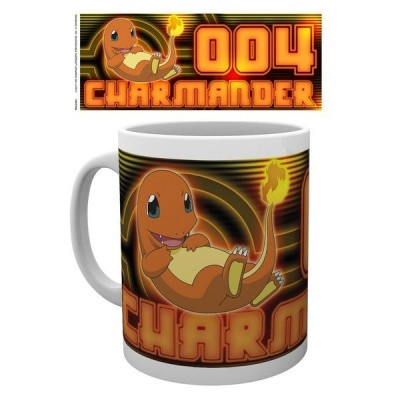 Pokemon Charmander - Glow Mug