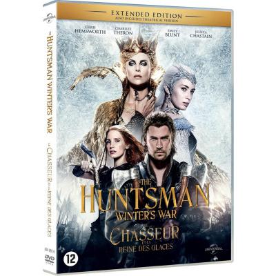Foto van The Huntsman Winter's War Extended Edition DVD