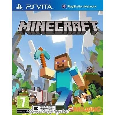 Foto van Minecraft PSVITA