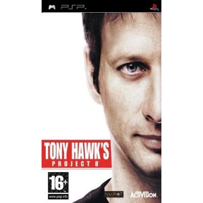 Tony Hawk's Project 8 PSP