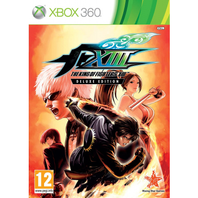 The King Of Fighters XIII Deluxe Edition XBOX 360