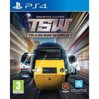 Foto van Train Sim World PS4 (Duitse Cover)