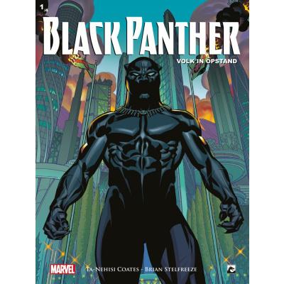 Foto van Black Panther Volk in Opstand 1 (NL-editie) COMICS