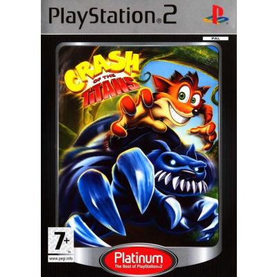 Foto van Crash of The Titans (Platinum) PS2