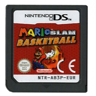 Foto van Mario Slam Basketball (Gamecard Only) NDS