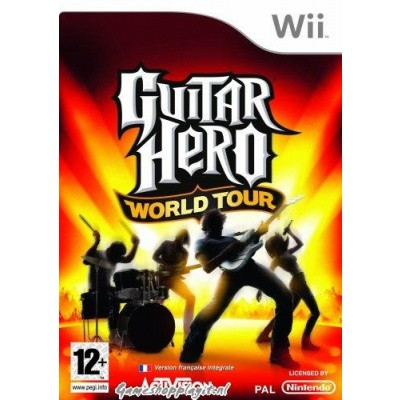 Guitar Hero World Tour WII