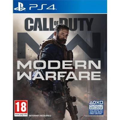 Foto van Call of Duty: Modern Warfare PS4