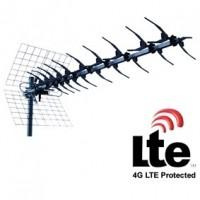 Foto van UHF antenne 13 elementen