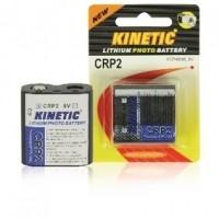 Foto van CRP2 lithium foto batterij 6 V 1300 mAh 1-blister