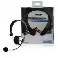 Foto van Comfortabele stereo headset