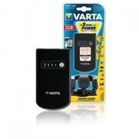 Foto van Portable Power Bank 1800 mAh USB / Micro-USB / Mini-USB / Apple 30-Pins Zwart
