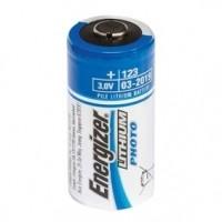 Foto van 2x Lithium 3V battery EL123 FSB2