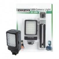 Foto van Camera LED lamp 35 LED's