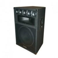 Foto van Passief PA Speaker 600 W Zwart