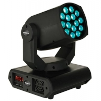 Foto van MOVING HEAD - ARAS 45W - LED WASH 15x3W RGB 3-IN-1 LEDs