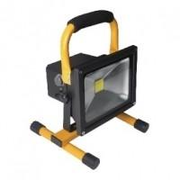 Foto van Mobiele COB LED-bouwlamp 20 W 1400 lumen EU-stekker
