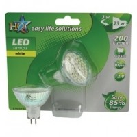 Foto van LED Lamp GU5.3 MR16 3 W 200 lm 5500 K