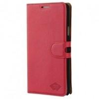 Foto van Smartphone Wallet-book Galaxy Note 4 Kunststof Rood
