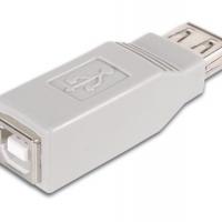 Foto van USB ADAPTER - A VROUWELIJK NAAR B VROUWELIJK