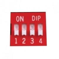 Foto van DIP Switch Origineel Onderdeelnummer SWTDIP-00042