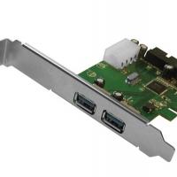 Foto van EMINENT - PCIe-KAART MET 2 ULTRASNELLE USB 3.0-POORTEN