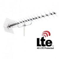 Foto van UHF antenne 24 elementen