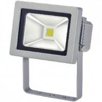 Foto van LED-Bouwlamp 10 W 700 lm Grijs