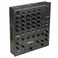 Foto van 4-KANAALS MENGPANEEL MET USB EN EFFECTGENERATOR